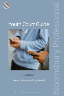 Youth Court Guide, Paperback Book