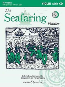 The Seafaring Fiddler + CD : Violin Edition, Mixed media product Book