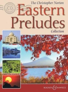 The Christopher Norton Eastern Preludes Collection, Sheet music Book