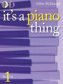 ITS A PIANO THING BOOK 1, Paperback Book