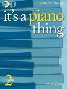 ITS A PIANO THING BOOK 2, Paperback Book