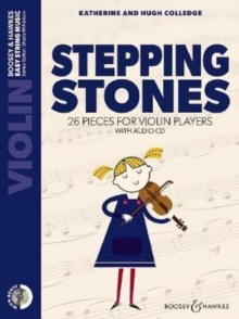 Stepping Stones : 26 Pieces for Violin Players, Sheet music Book