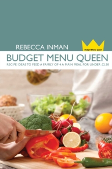 Budget Menu Queen, Paperback Book
