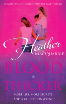 Blood is Thicker, Paperback Book