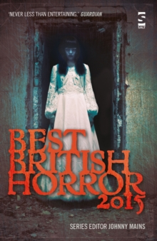Best British Horror 2015, Paperback / softback Book