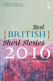 Best British Short Stories 2016, Paperback Book