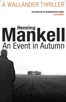 An Event in Autumn, Paperback Book