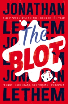 The Blot, Paperback Book
