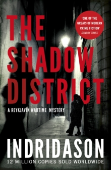 The Shadow District, Paperback Book