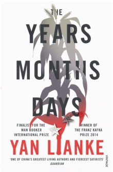 The Years, Months, Days, Paperback Book