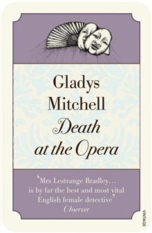 Death at the Opera, Paperback Book
