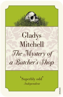 The Mystery of a Butcher's Shop, Paperback Book