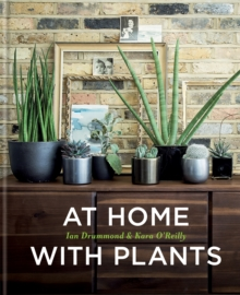 At Home with Plants, Hardback Book