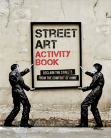 Street Art Activity Book, Paperback / softback Book