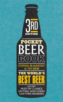 Pocket Beer 3rd edition : The indispensable guide to the world's beers, Paperback Book