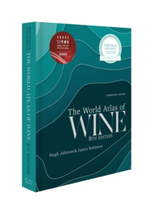World Atlas of Wine 8th Edition, Hardback Book