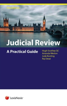 Judicial Review : A Practical Guide, Paperback Book