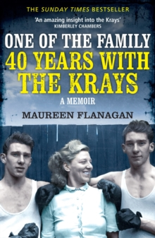 One of the Family : 40 Years with the Krays, Paperback / softback Book
