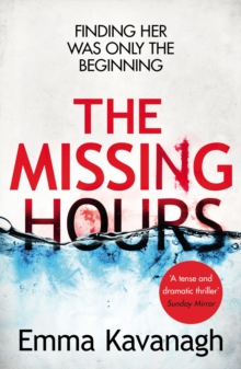 The Missing Hours, Paperback Book