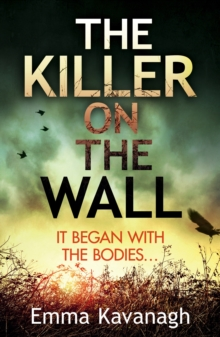 The Killer on the Wall, Paperback Book