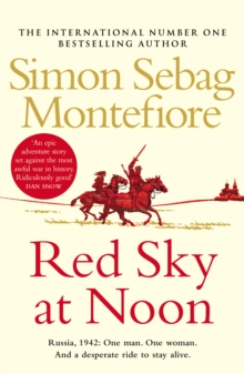 Red Sky at Noon, Paperback Book