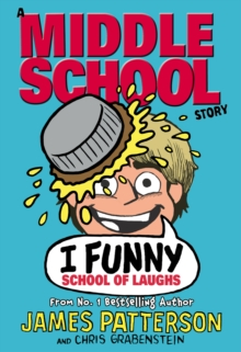 I Funny: School of Laughs : (I Funny 5), Hardback Book