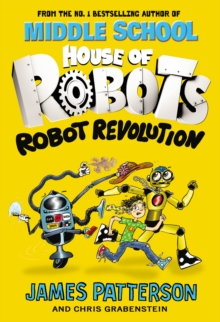 House of Robots: Robot Revolution, Paperback / softback Book