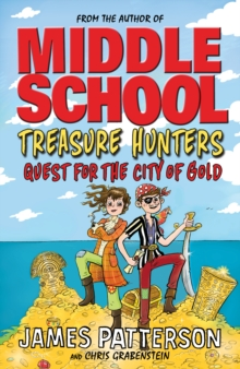 Treasure Hunters: Quest for the City of Gold, Paperback Book