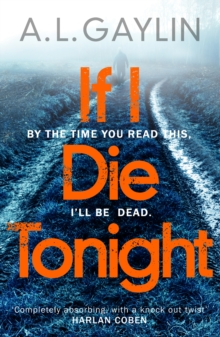 If I Die Tonight, Paperback Book
