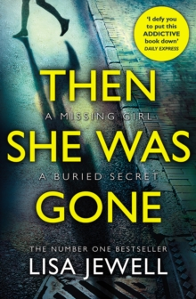 Then She Was Gone, Paperback Book