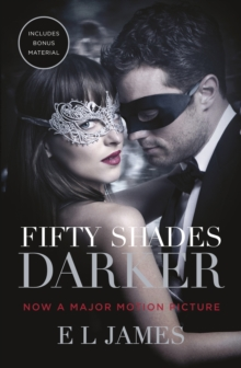 Fifty Shades Darker : Official Movie tie-in edition, includes bonus material, Paperback / softback Book