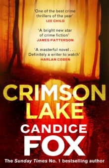Crimson Lake, Paperback / softback Book