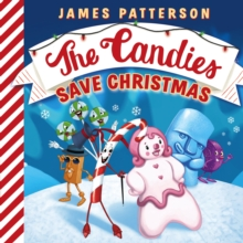 The Candies Save Christmas, Board book Book