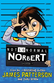 Not So Normal Norbert, Paperback Book