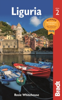 Liguria, Paperback / softback Book