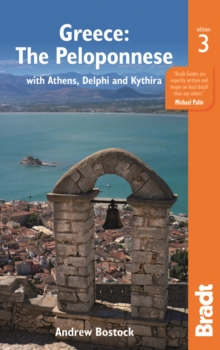 Greece: The Peloponnese : With Athens, Delphi and Kythira, Paperback Book