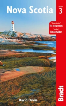 Nova Scotia, Paperback / softback Book
