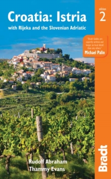 Croatia: Istria : with Rijeka and the Slovenian Adriatic, Paperback / softback Book