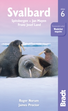Svalbard (Spitsbergen) 6 : with Franz Josef Land and Jan Mayen, Paperback Book