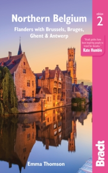 Northern Belgium : Flanders with Brussels, Bruges, Ghent and Antwerp, Paperback Book