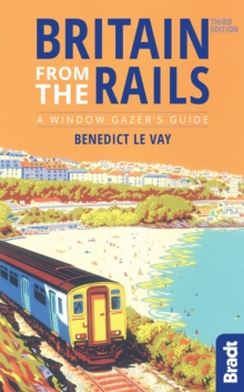 Britain from the Rails, Paperback / softback Book