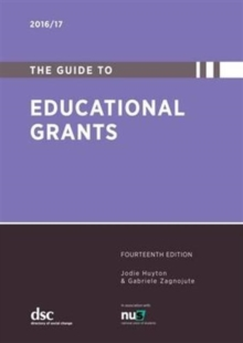 The Guide to Educational Grants 2016/17, Paperback Book