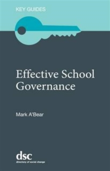 The Effective School Governance, Paperback Book