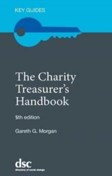 The Charity Treasurer's Handbook, Paperback Book