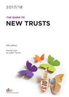 The Guide to New Trusts, Paperback Book