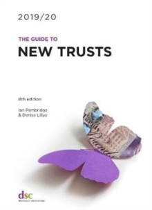 The Guide to New Trusts 2019/20, Paperback / softback Book