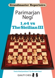 1.e4 vs The Sicilian III, Paperback / softback Book