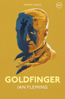 Goldfinger, Hardback Book