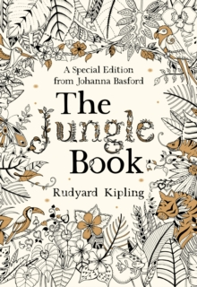 The Jungle Book : A Special Edition from Johanna Basford, Paperback / softback Book