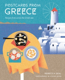 Postcards From Greece, Hardback Book